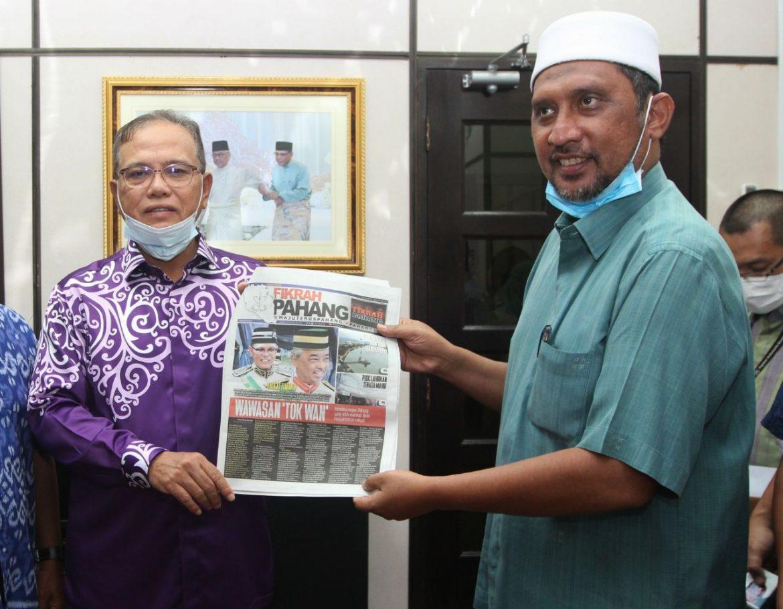 Fikrah Pahang surat khabar wokmer