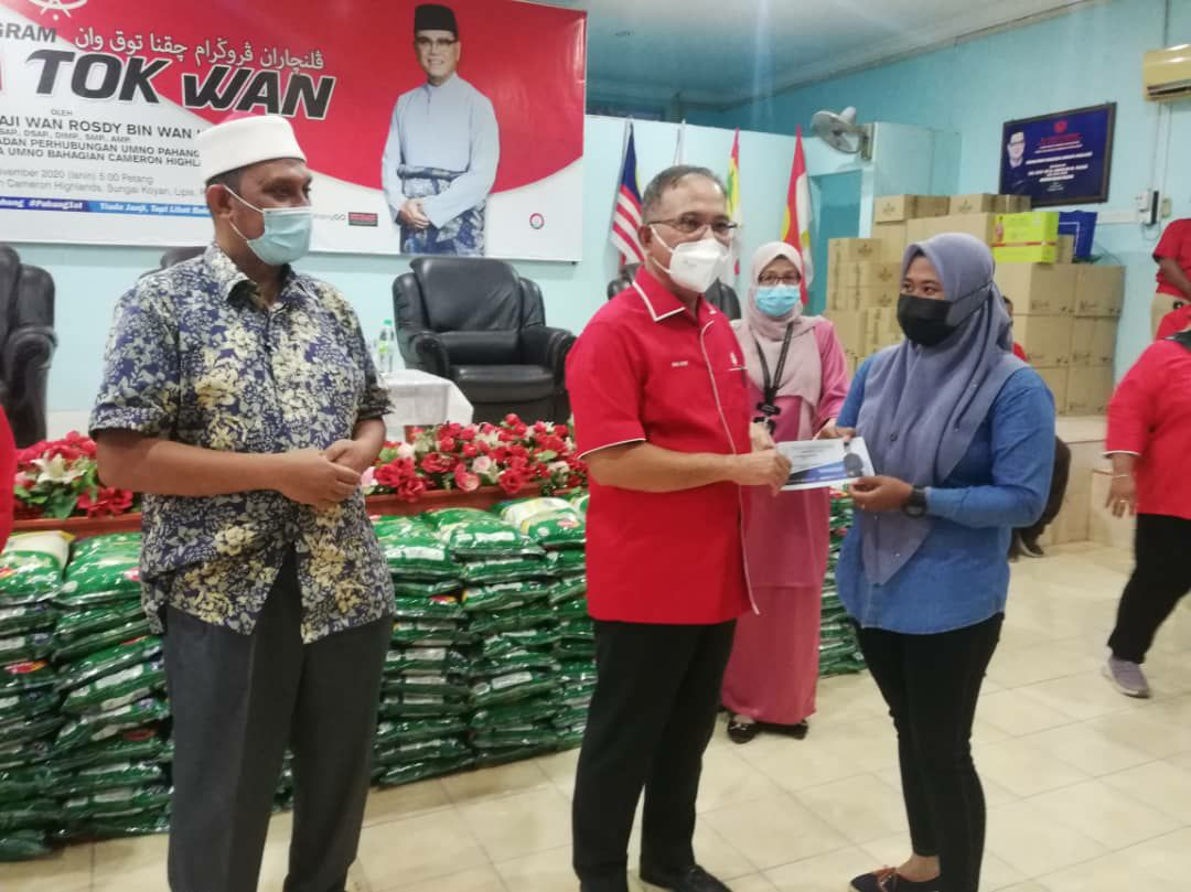 Program Cakna Tok Wan rapatkan pemimpin dengan rakyat