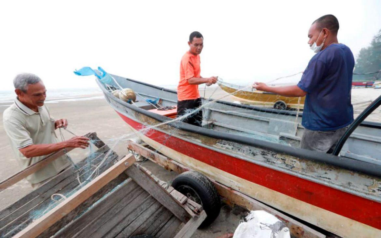 Nelayan perlu berhati-hati sepanjang musim tengkujuh