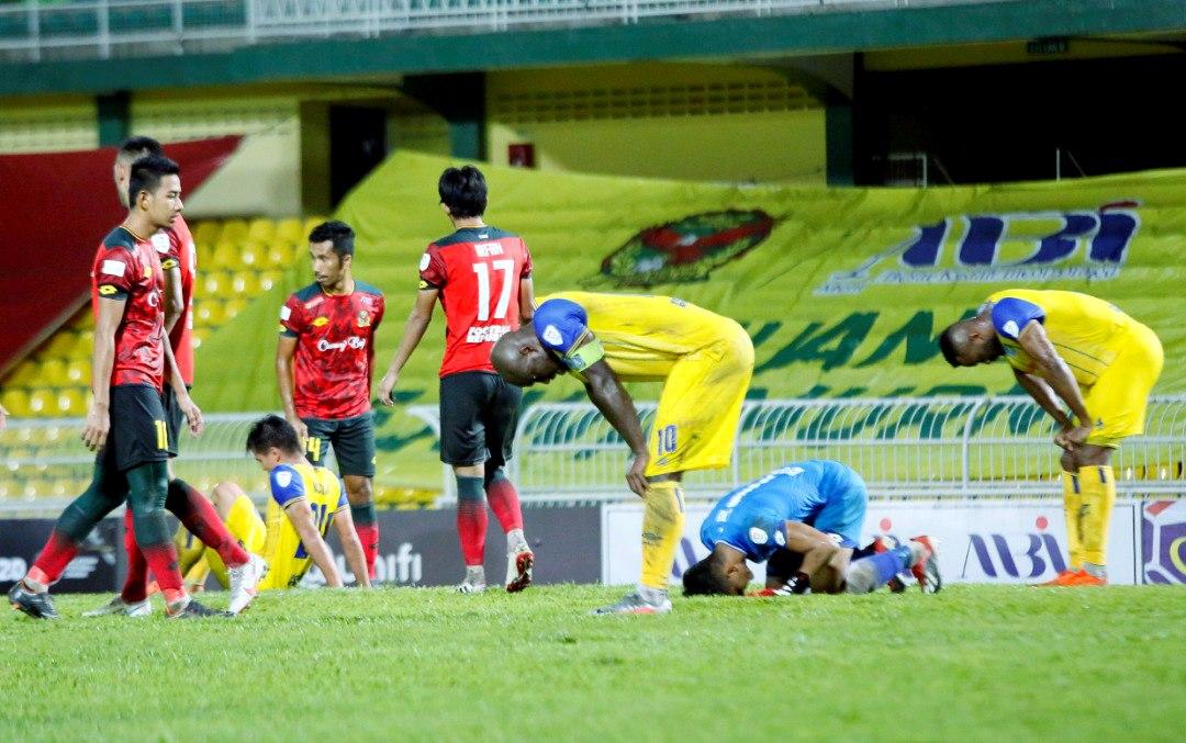 Dollah kecewa Tok Gajah gagal ke suku akhir Piala Malaysia
