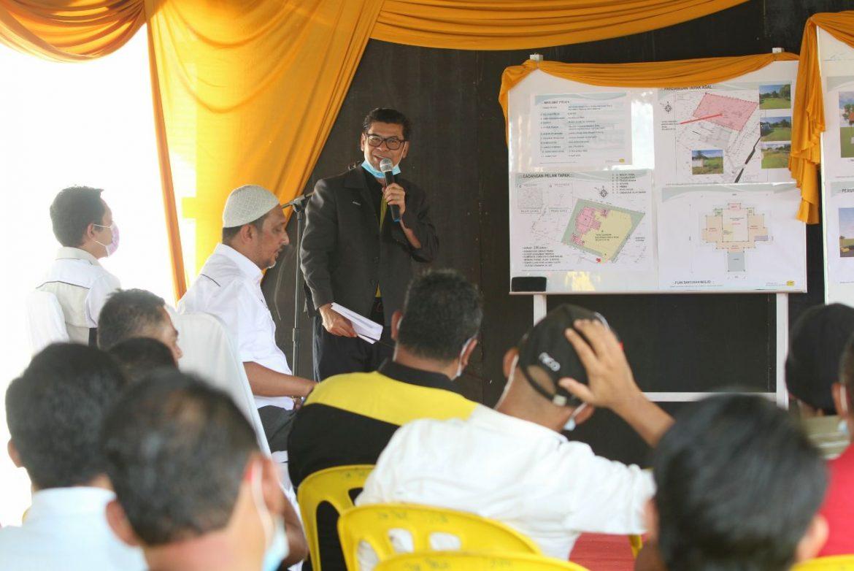 15 masjid baharu bakal dibina di Pahang