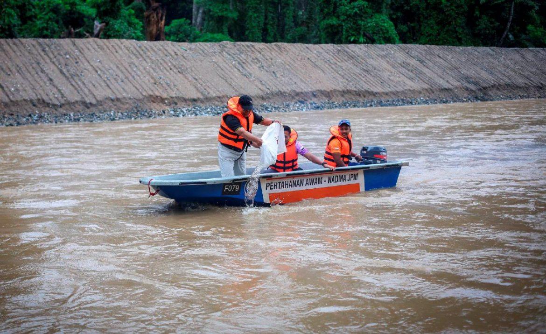 Tarikan pelancongan baharu di RTB Sungai Dong