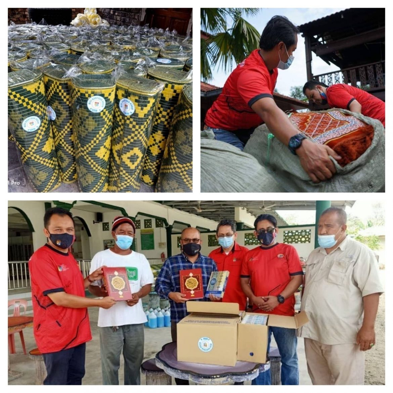 UKM bantu mangsa banjir di Pahang
