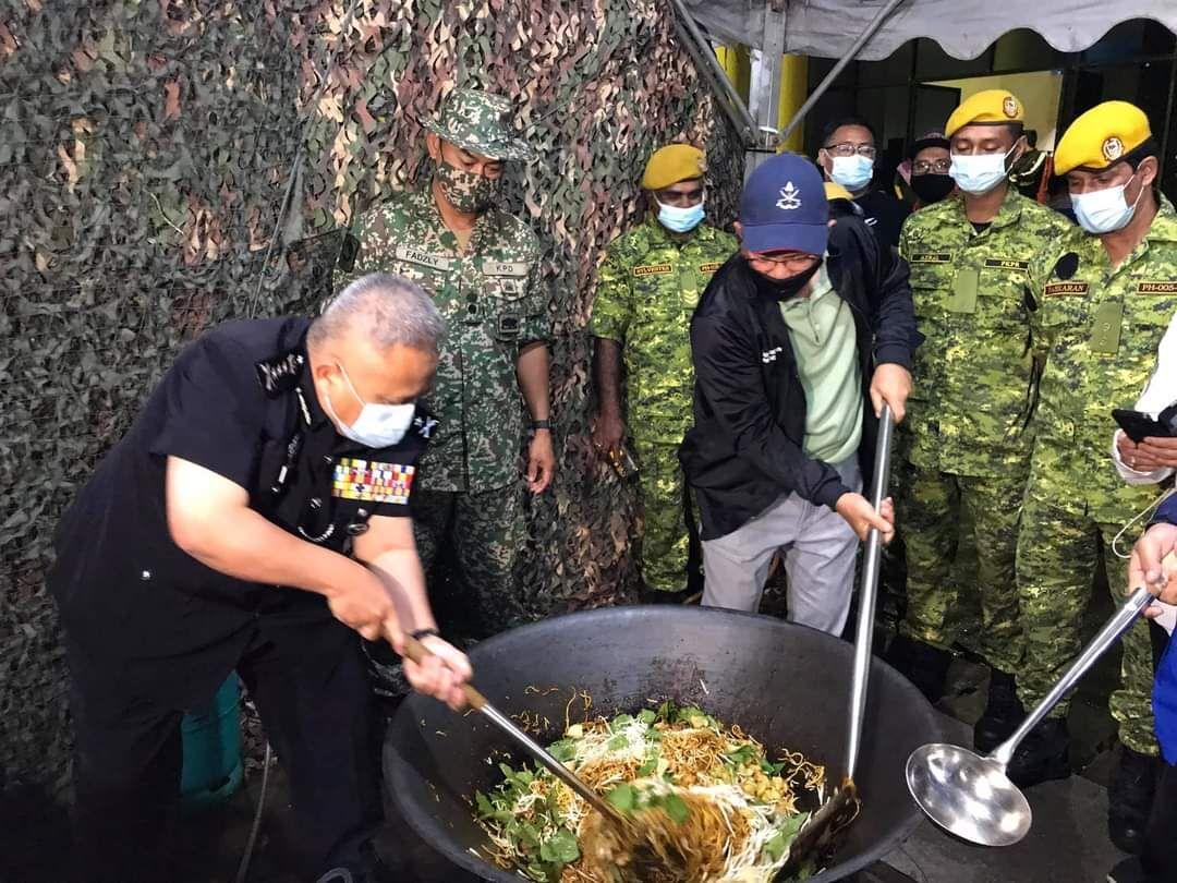 Kerajaan Pahang Peruntukkan RM11 juta Untuk Mangsa Banjir Tahun Ini