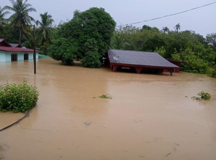 Banjir di Pahang kini pulih sepenuhnya
