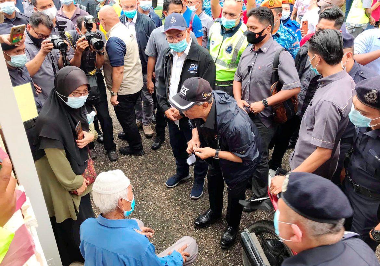 PM arah agensi bantu uruskan mangsa selepas banjir