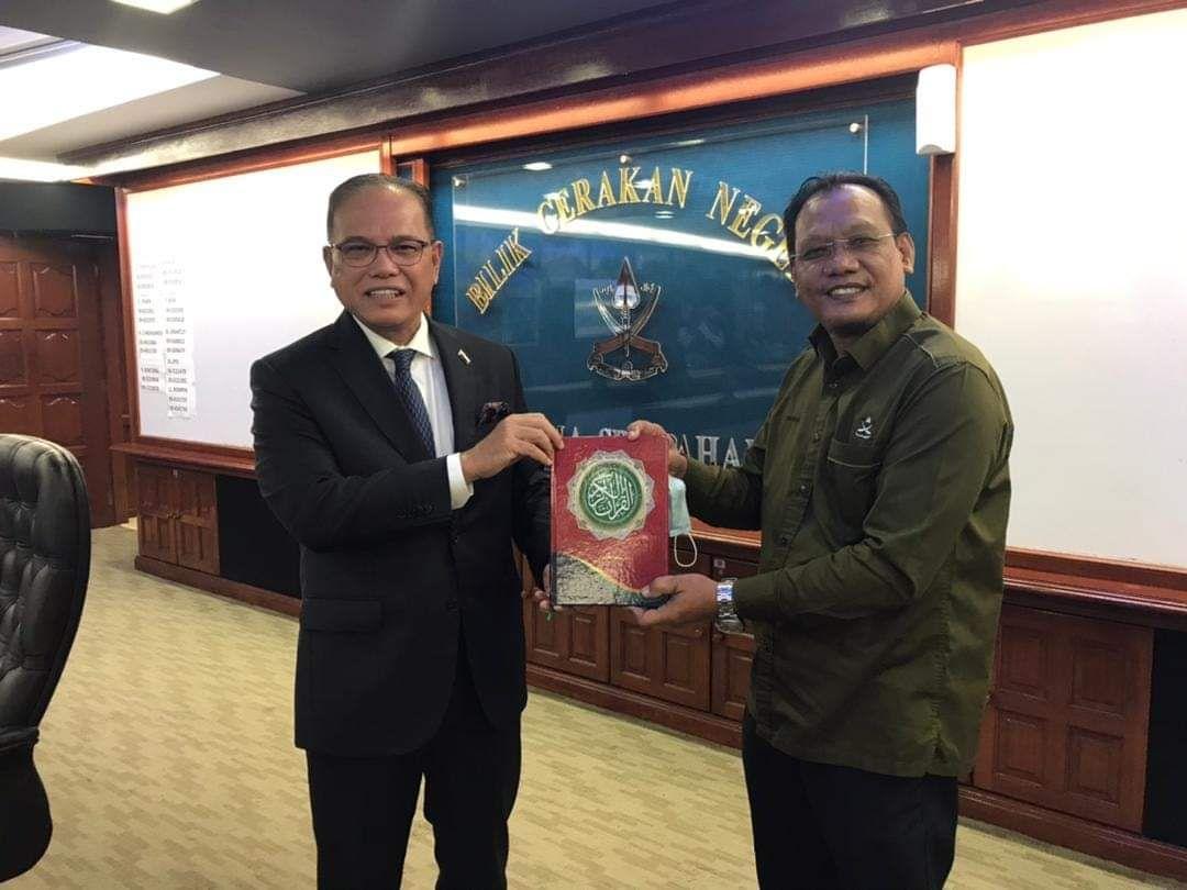 Kerajaan Pahang istiqamah pelihara perpaduan ummah: Syed Ibra