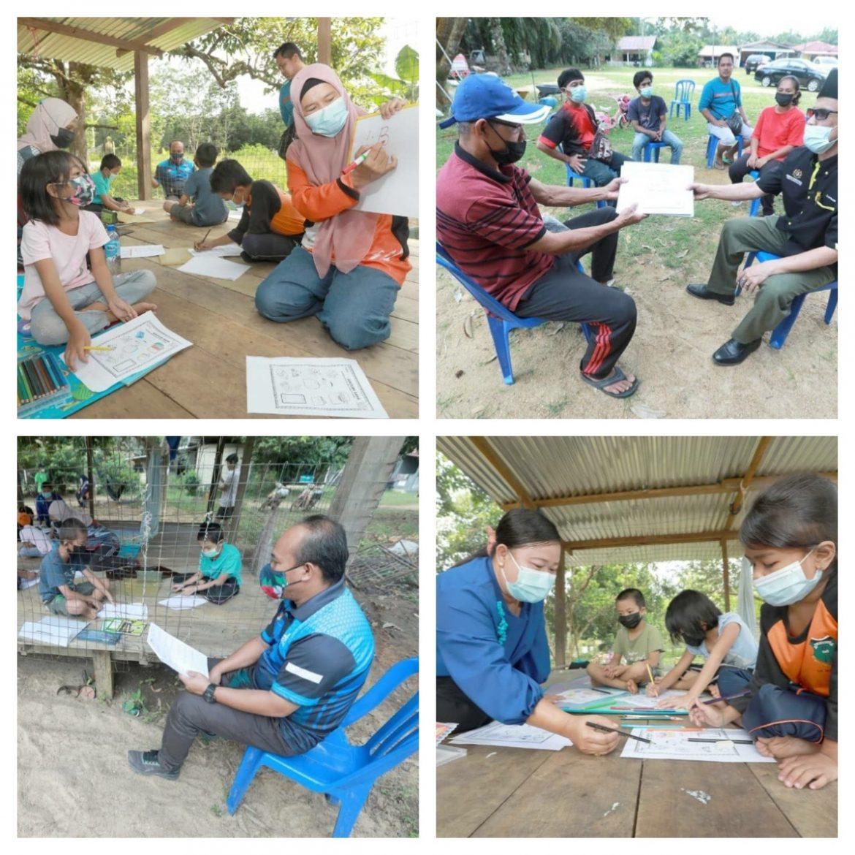 11 guru bimbing murid Orang Asli PdPR di 13 kampung pedalaman