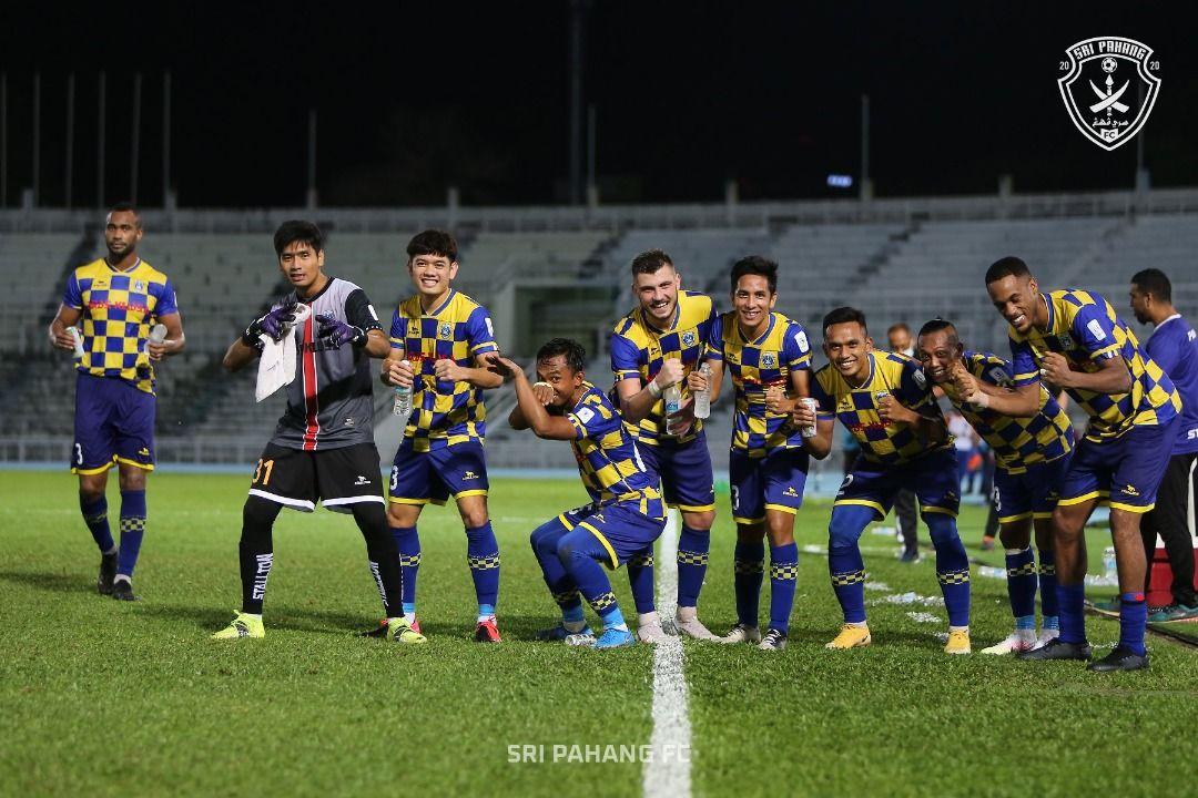 Sri Pahang benam Kelantan United demi tunai hajat Dollah Salleh