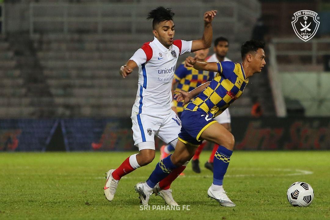 Sri Pahang tanpa Azam, Ashar bertemu UiTM malam esok