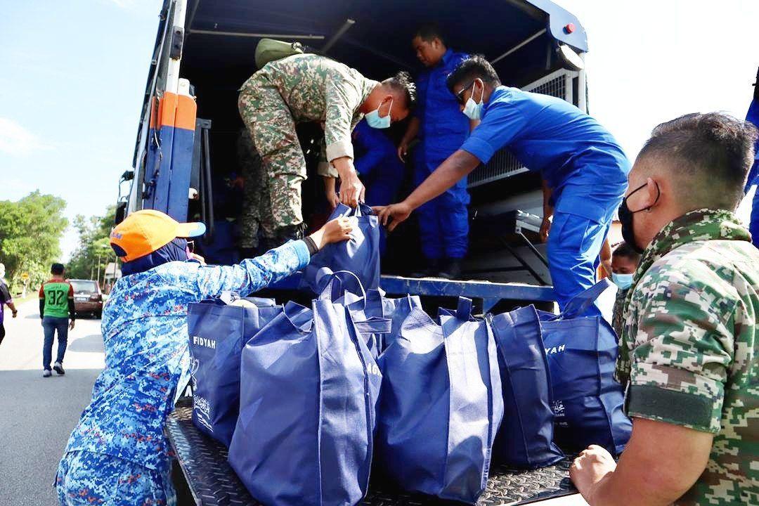 MUIP hulur bantuan kepada 12,000 penduduk terjejas PKPD