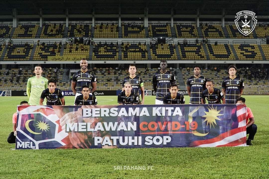 Sri Pahang jalani latihan berpusat di Kuantan sebaik PKPD tamat