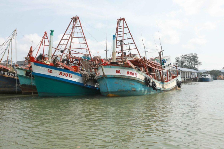 Pencerobohan nelayan Vietnam makin berleluasa, 23 BNA ditahan di perairan Pahang