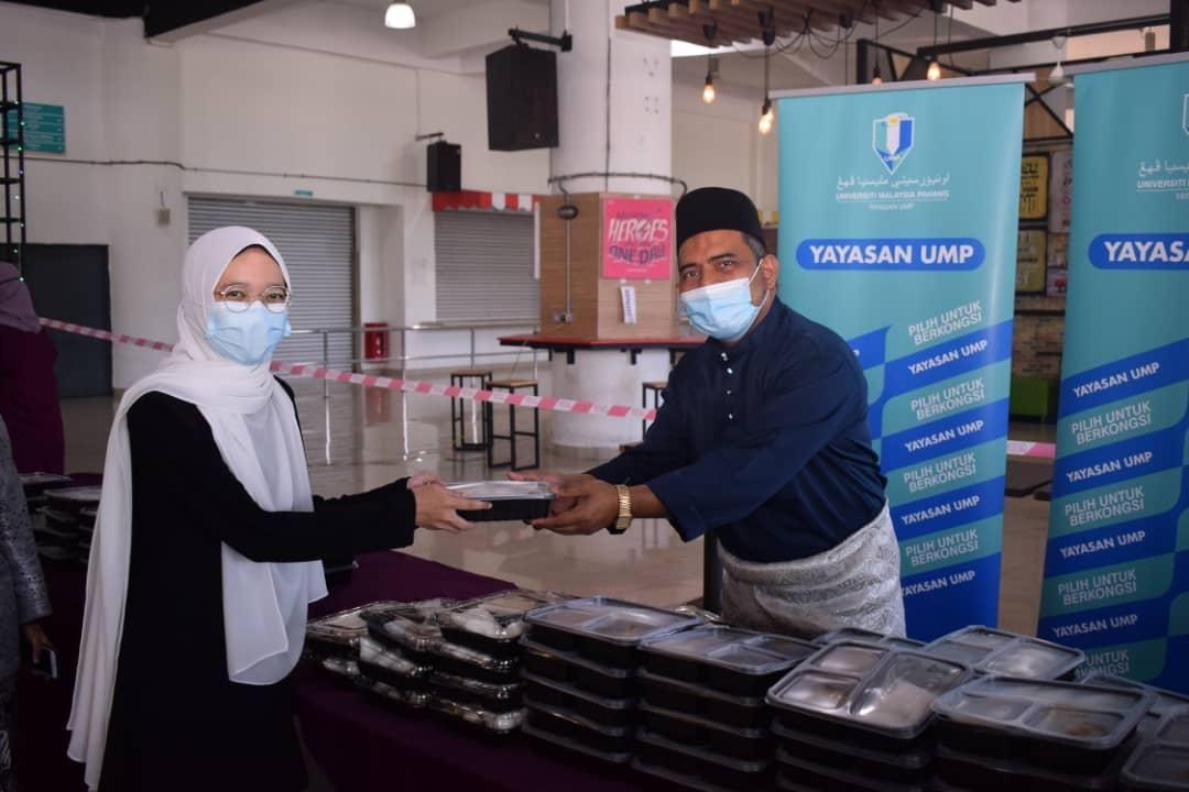 Aidilfitri disambut meriah 1,000 pelajar UMP di kampus Pekan dan Gambang