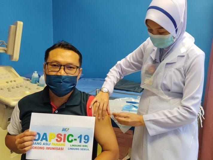 Hanya 30 peratus Orang Asli terima suntikan vaksin COVID-19