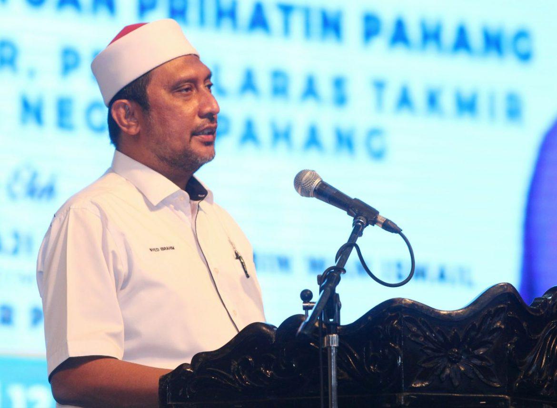 3,141 pelajar SMAN Pahang sudah divaksin