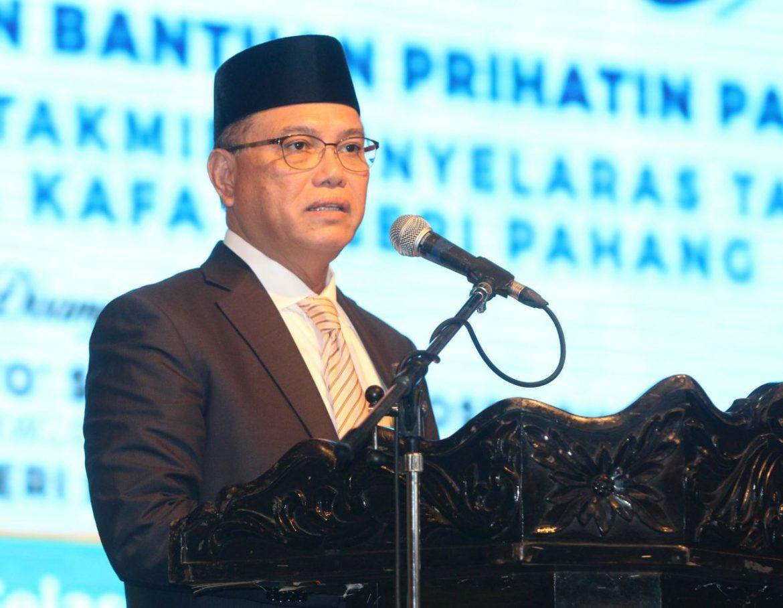 Peruntukan RM7.8 juta bagi membantu rakyat terkesan PKP bukti keprihatinan Kerajaan Pahang