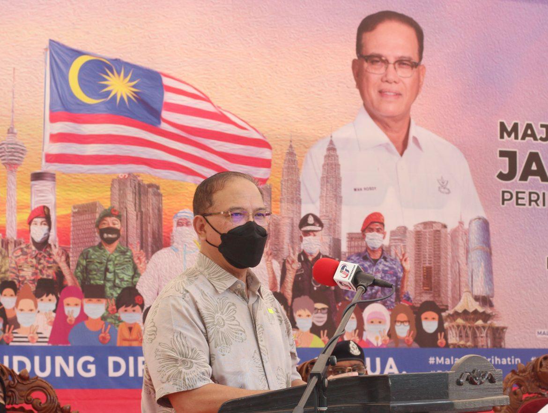 Pahang dijangka beralih ke Fasa 3 PPN tak lama lagi