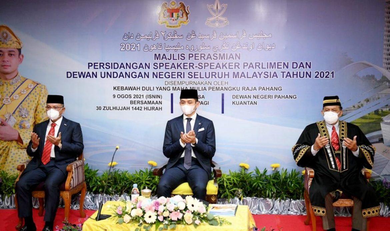 Institusi raja mengatasi garis politik –  Pemangku Raja Pahang
