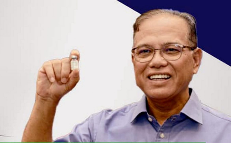 Hampir 300,000 lengkap dua dos vaksin COVID-19 di Pahang