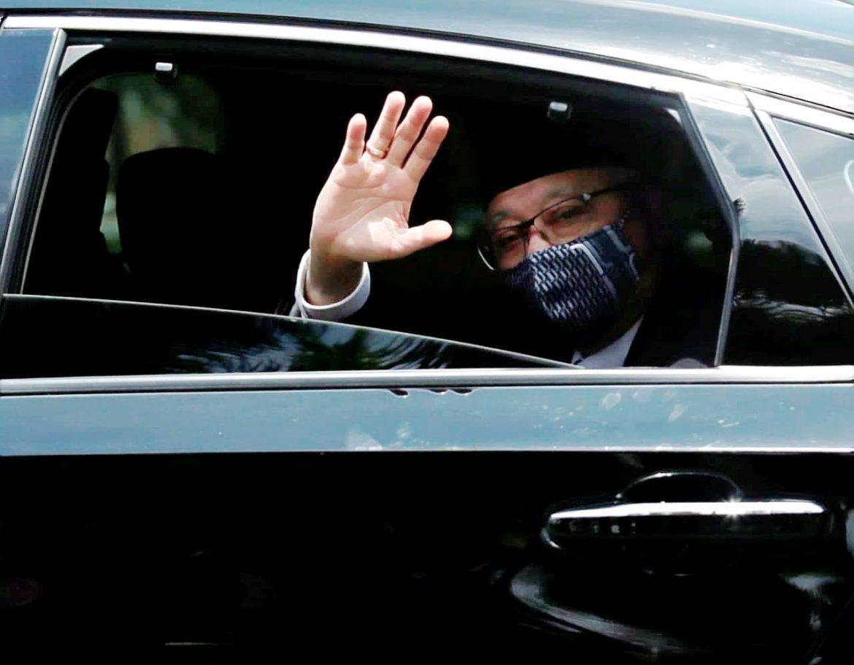 PM tiba di Istana Abdulaziz jam 11 pagi