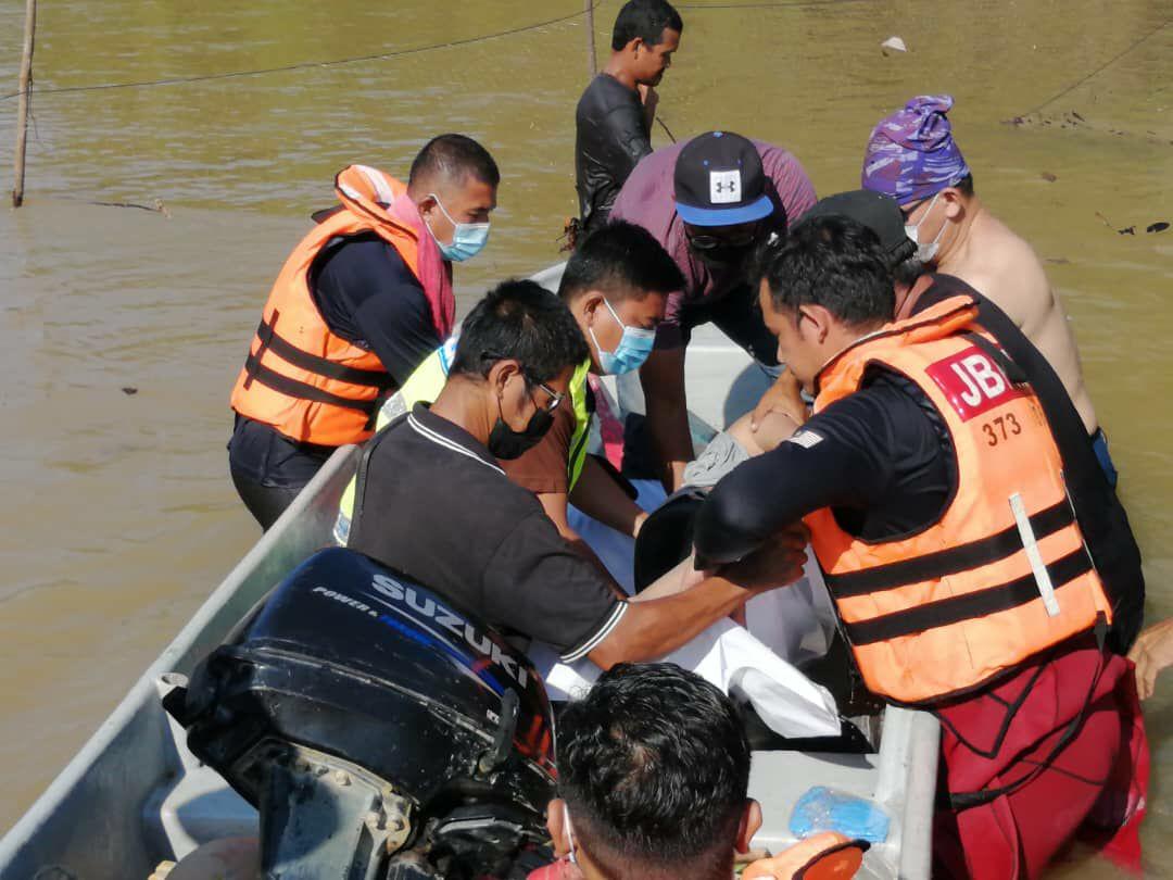 Budak 11 tahun ditemui lemas di Sungai Triang