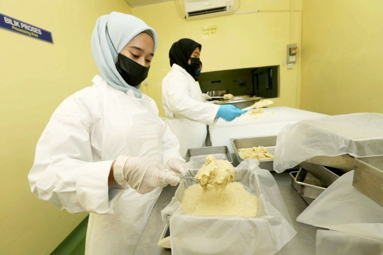Pes durian Pahang semakin terkenal