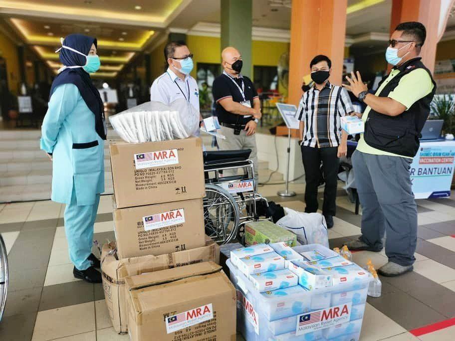 Terima kasih MRA Pahang kerana bantu PPV di SASMEC@IIUM