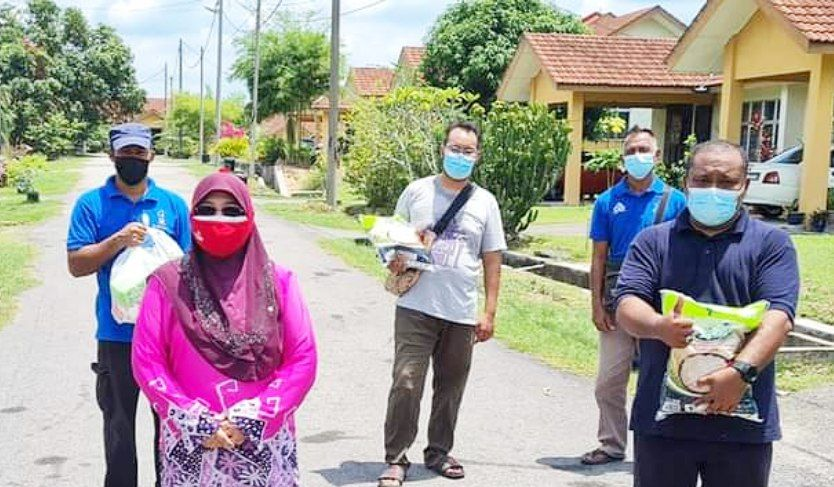 78 keluarga di DUN Ibam terima bantuan BPP