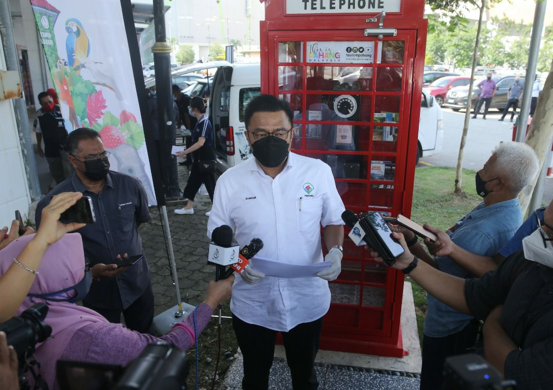 Separuh daripada lokasi pelancongan di Pahang sudah bersedia menerima tetamu