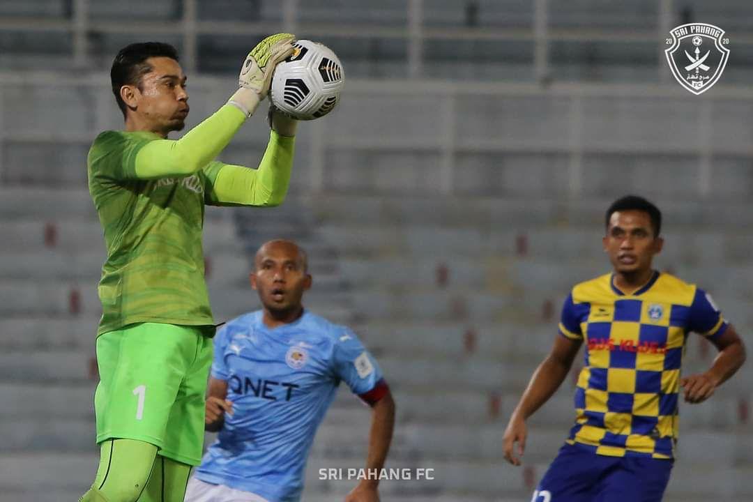 Sri Pahang mampu menyerlah pada kempen Piala Malaysia