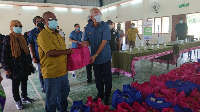 Pusat kuarantin khusus untuk Orang Asli di Kuala Krau