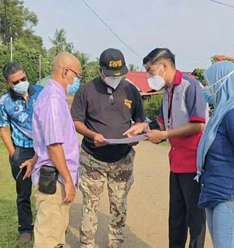 Kerajaan Pahang kenal pasti tapak RRP percuma kepada lapan beradik yatim piatu