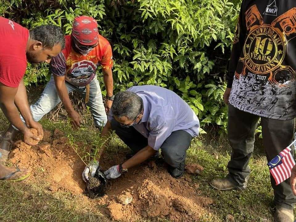 Ini cara kami sambut Hari Malaysia di FELDA Krau 1