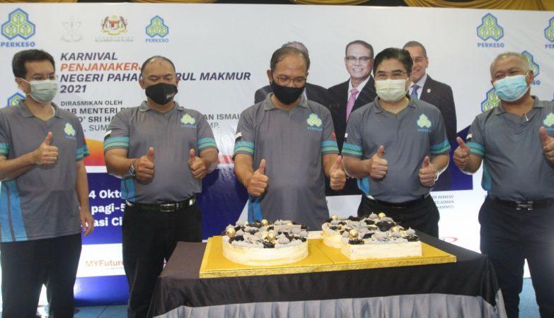 Karnival PenjanaKerjaya Pahang