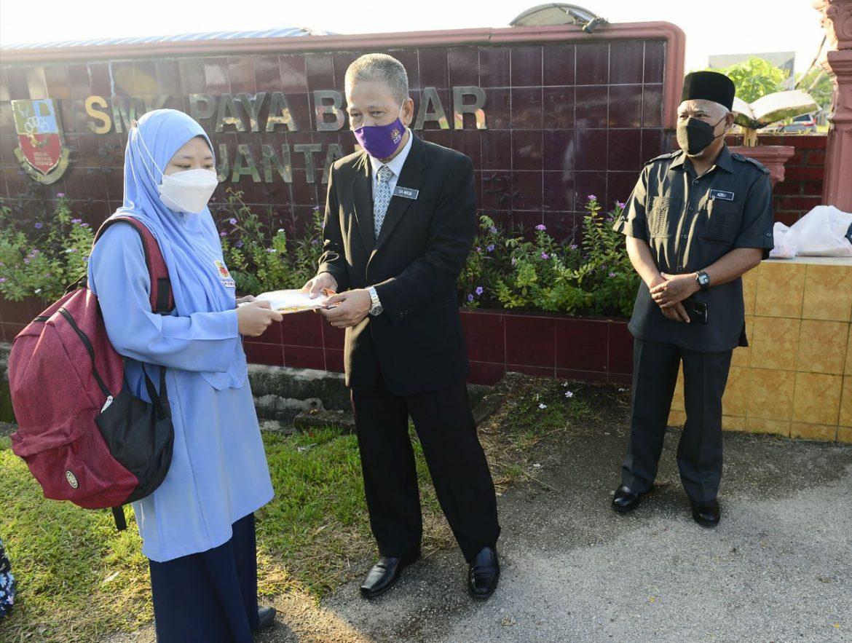 Pelajar pendidikan khas Pahang mulakan sesi persekolahan hari ini
