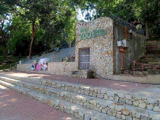 Menara 188, Mini Zoo dan Terowong Sungai Lembing ditutup