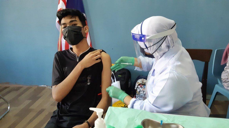 JKNP jejak remaja tercicir untuk vaksinasi