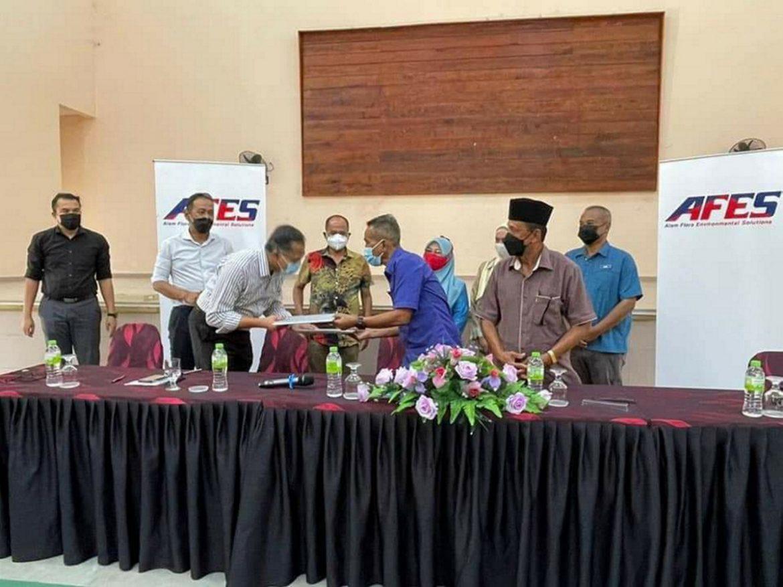Pengurusan sisa pepejal lebih teratur di FELDA Pahang Selatan